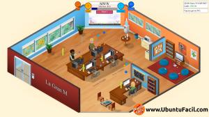 Segunda Oficina de Game Dev Tycoon en Ubuntu 13.04