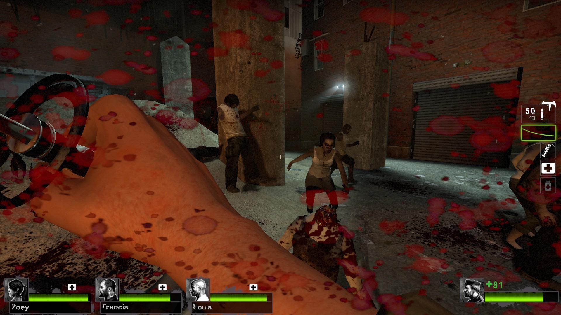 Beta de Left 4 Dead 2 para Linux