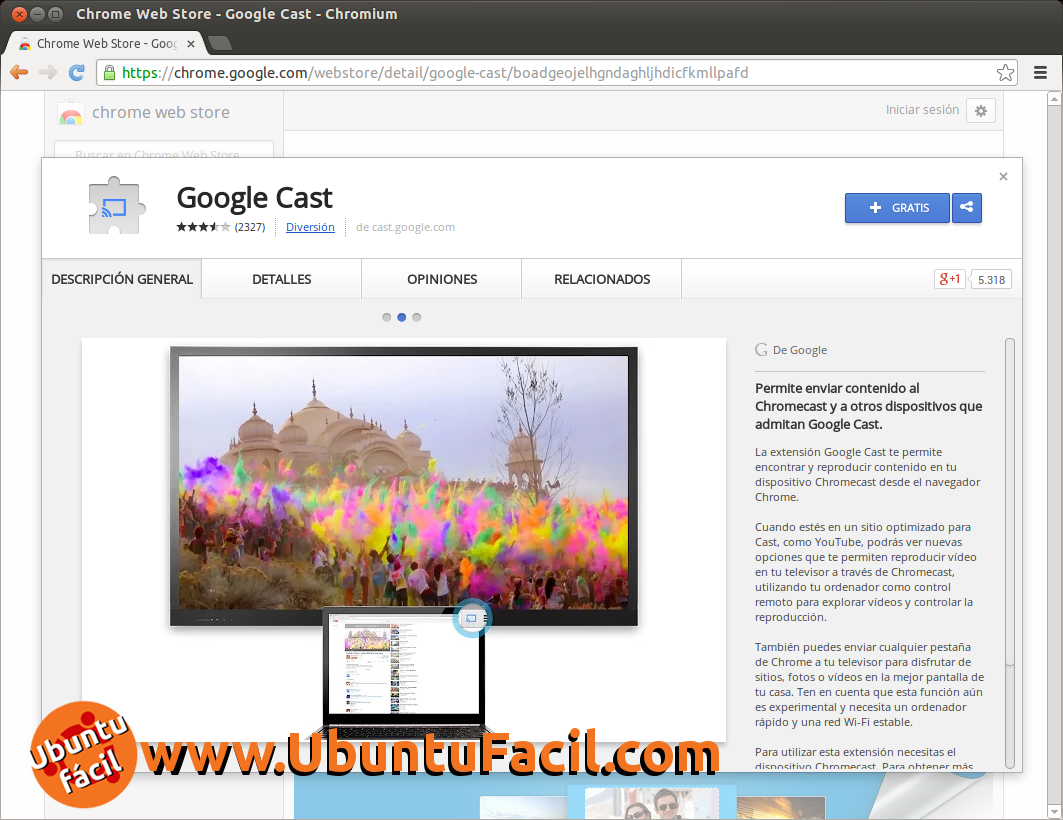 chromecast-chromium-browser
