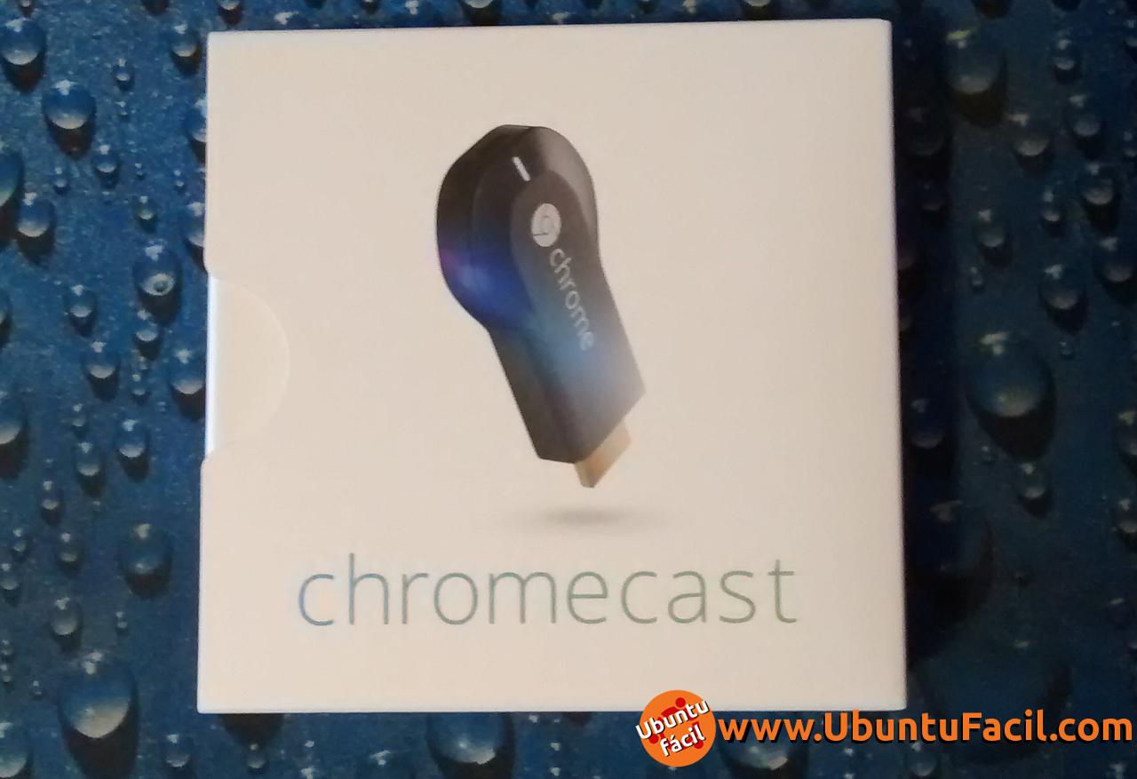 Chromecast de Google en Ubuntu