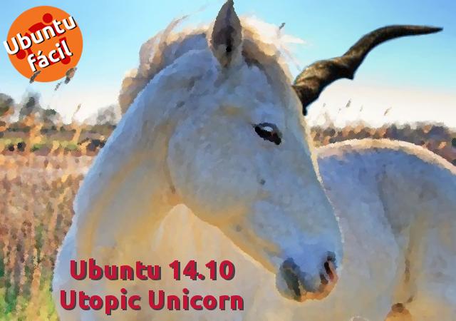 Ubuntu 14.10 - Utopic Unicorn