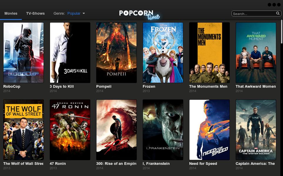 Como Poner Subtitulos A Popcorn Time Palomitas En Linux Como Ver Peliculas Y Series Online Con Popcorn Time Ubuntu Facil